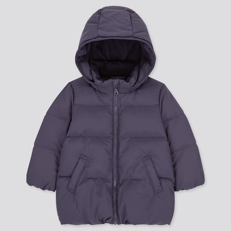 Babies Toddler Warm Padded Hooded Coat