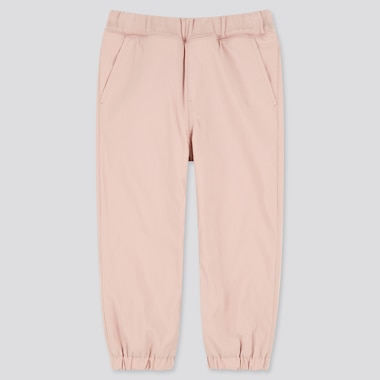 Toddler Stretch Warm-Lined Pants (Online Exclusive), Pink, Medium