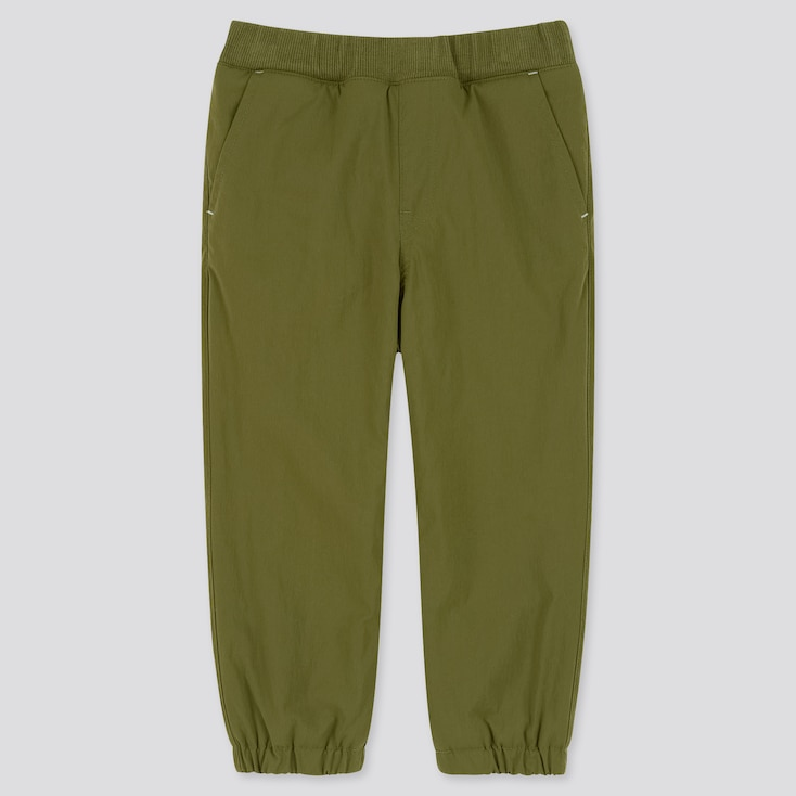 Toddler Stretch Warm-Lined Pants (Online Exclusive), Olive, Large