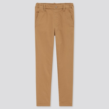 KIDS Warm Stretch Lined Trousers