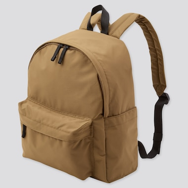 Backpack, Brown, Medium