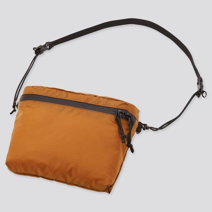 Lightweight Fanny Bag, Brown, Large