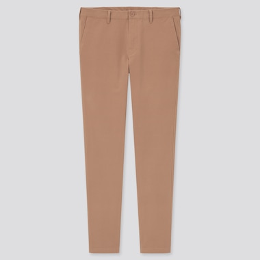 Men Two-Way Stretch Skinny Fit Chino Trousers