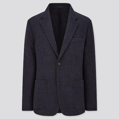 Men Tweed Jacket