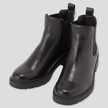 Women Side Gore Short Boots
