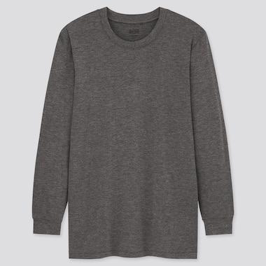 HEATTECH Camiseta Térmica Cuello Redondo Hombre