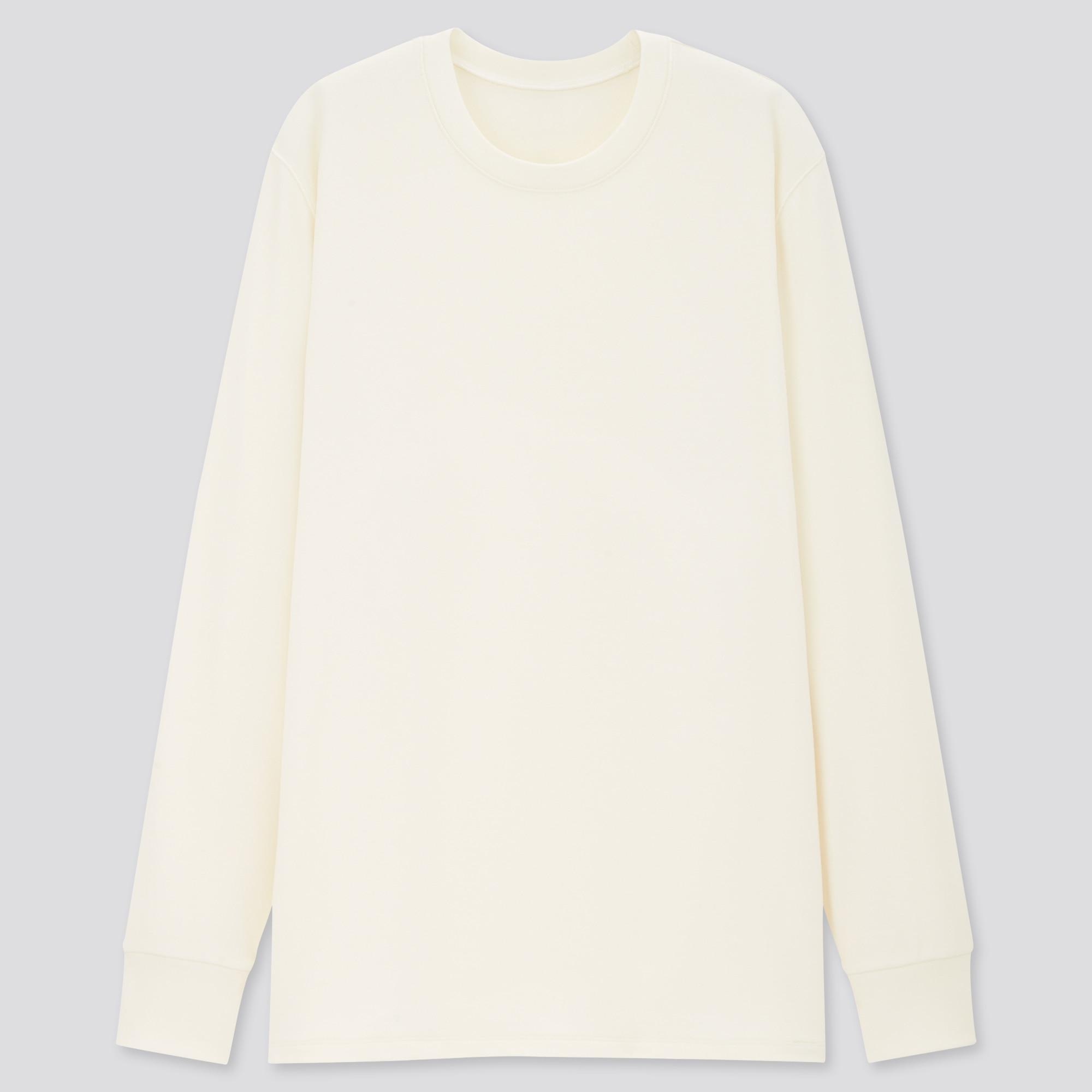 men HEATTECH ultra warm long-sleeve t-shirt