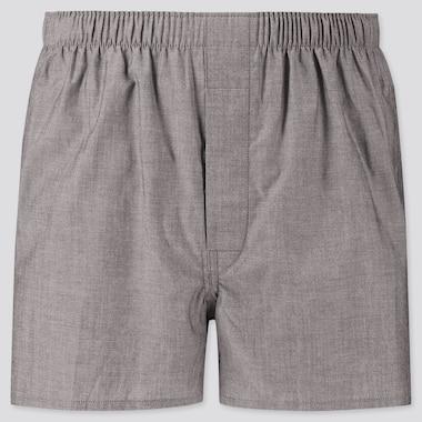 Men Woven Boxer Shorts