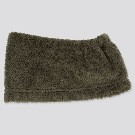 Kids HEATTECH Fleece Thermal Neck Warmer