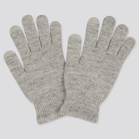 Kids HEATTECH Knitted Thermal Gloves