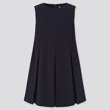 Girls Jersey Sleeveless Dress