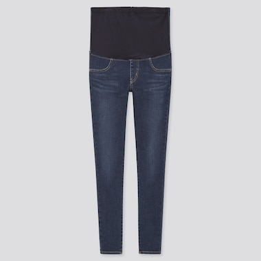 Damen Ultra Stretch Umstandsjeans