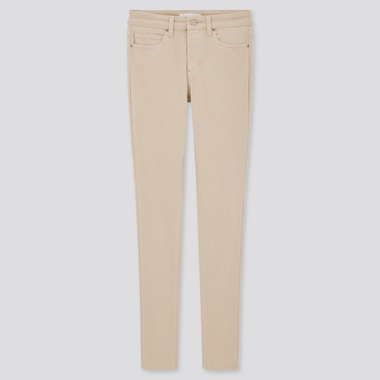 Women Ultra Stretch Mid Rise Jeans