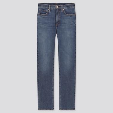Damen Straight Jeans mit hohem Bund (Slim Fit)