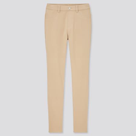 HEATTECH Pantalón Leggings Térmico Ultra Elástico Mujer