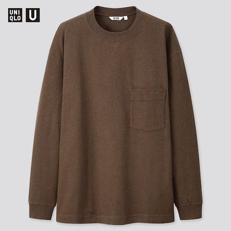 T-Shirt Uniqlo U Manches Longues