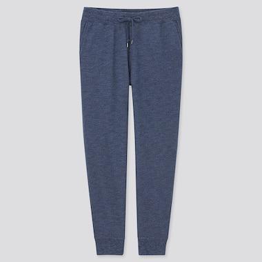 Men Sweatpants, Blue, Medium