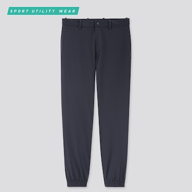 Men Dry-Ex Ultra Stretch Jogger Pants, Navy, Medium