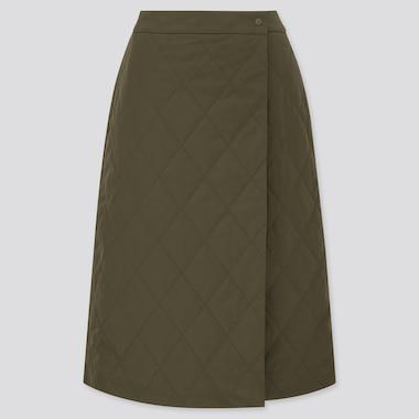 Women Warm Lined Skirt
