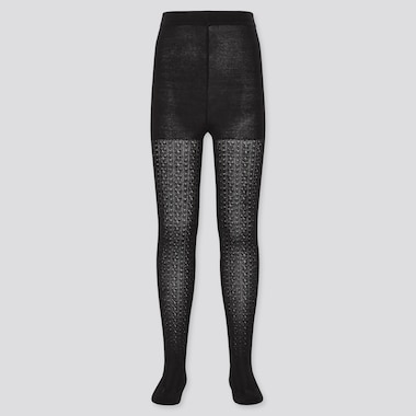 Collants En Maille Fille