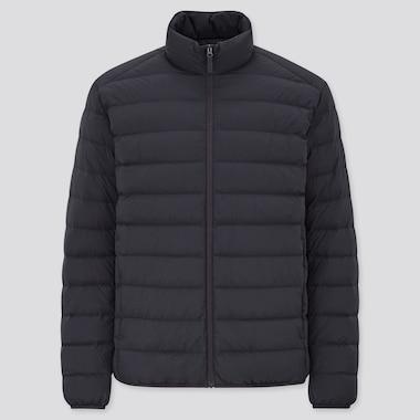 Men Ultra Light Down Jacket, Navy, Medium
