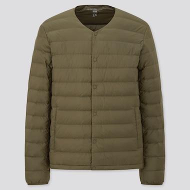 Men Ultra Light Down Compact Jacket