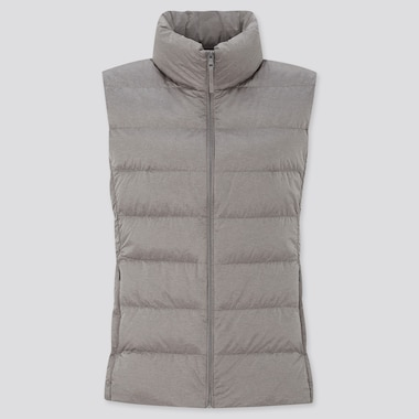 Women Ultra Light Down Vest