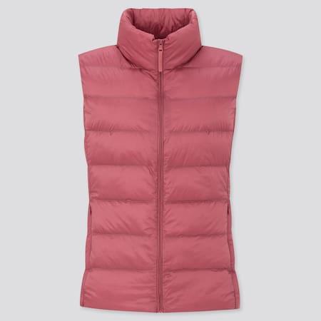 Women Ultra Light Down Vest