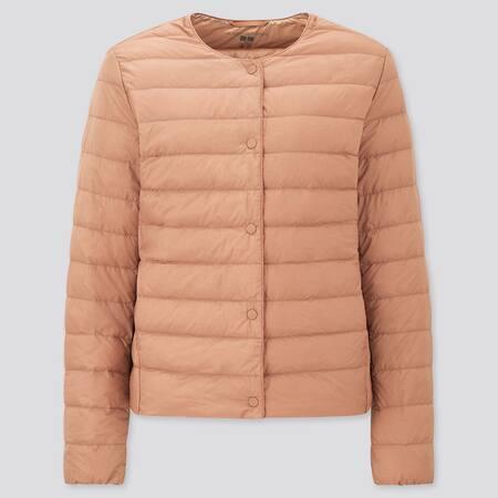 Women Ultra Light Down Compact Jacket