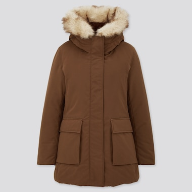 Women Ultra Warm Down Short Coat