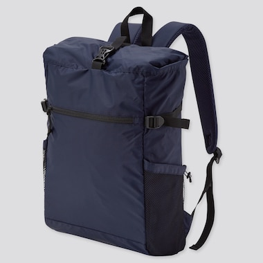 Lightweight Backpack, Navy, Medium