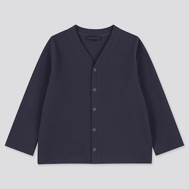 Toddler Long-Sleeve Cardigan (Online Exclusive), Navy, Medium