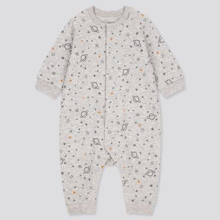 Pyjama Molletonné À Imprimés Bébé