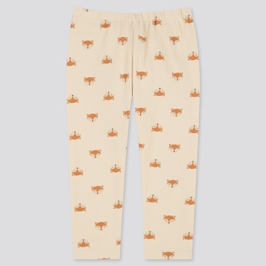 Babies Toddler Animal Print Leggings