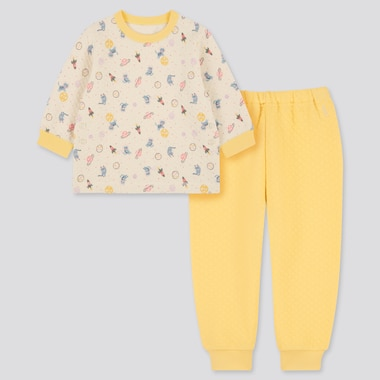 Babies Toddler Joy Of Print Quilted Pyjamas