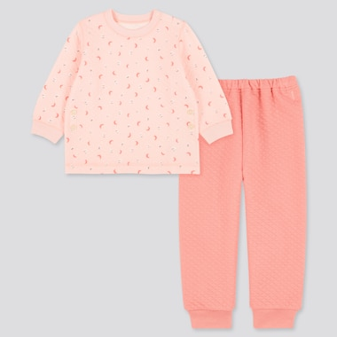 Babies Toddler Joy Of Print Quilted Long Sleeved Pyjamas