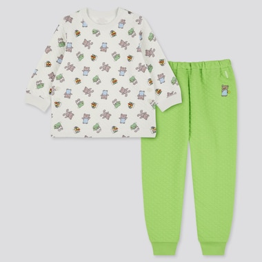 Babies Toddler The Picture Book UT Graphic Quilted Pyjamas