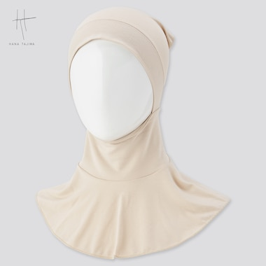 Women Airism Hijab (Hana Tajima), Natural, Medium