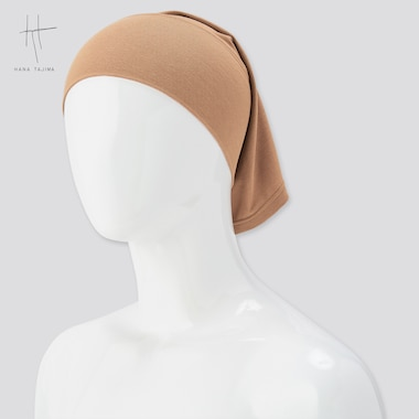 Women Airism Headband (Hana Tajima), Beige, Medium