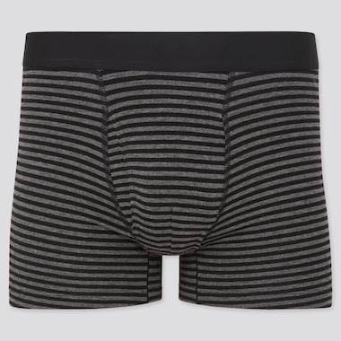 Herren Gestreifte Unterhose aus SUPIMA BAUMWOLLE
