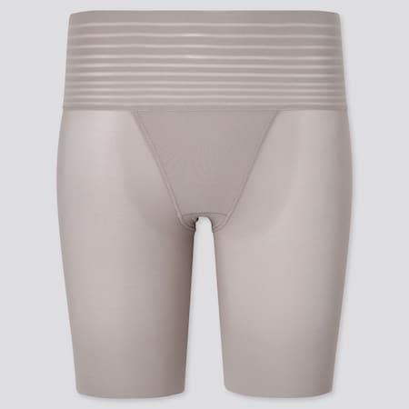 Women Body Shaper Non-Lined Half Shorts