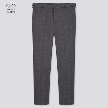 Pantaloni Alla Caviglia Eleganti Jersey Uomo