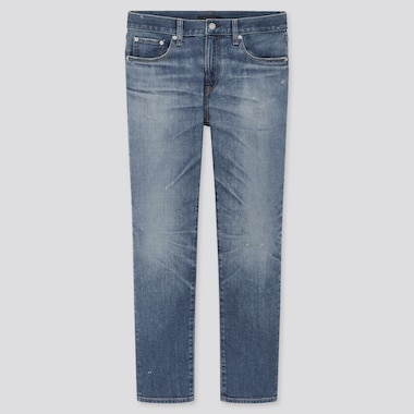 MEN SLIM FIT JEANS (DISTRESSED)