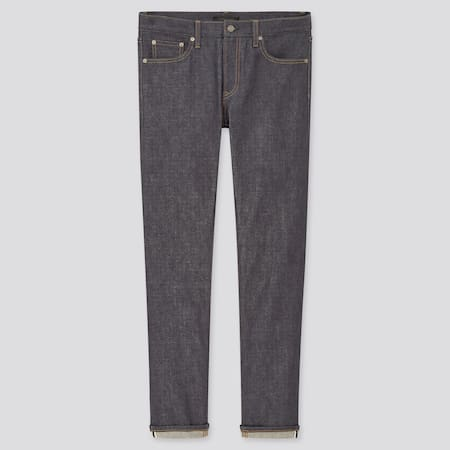 Herren Stretch Selvedge Jeans