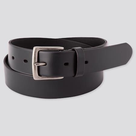 MEN Italian Oiled Leather Belt