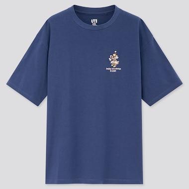 Damen Mickey Aloha UT Bedrucktes T-Shirt