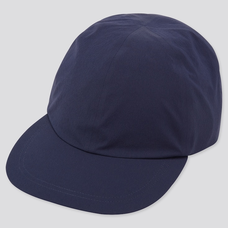 Uv Protection Sports Cap, Navy, Large