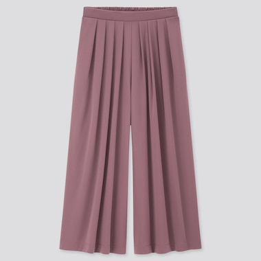 Gonna A Pantalone Crêpe Jersey Donna