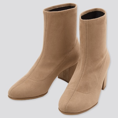 Women Stretch Short Boots