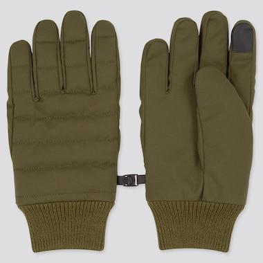 HEATTECH Gefütterte gesteppte Handschuhe